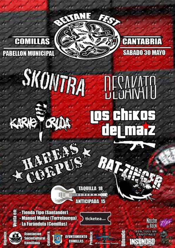Beltrane Fest - Comillas - Cantabria @ Beltrane Fest | Comillas | Cantabria | España